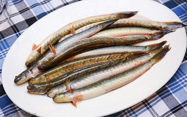 Khô cá kèo ngon tự nhiên thích hợp làm quà - Đặc sản quê nhà